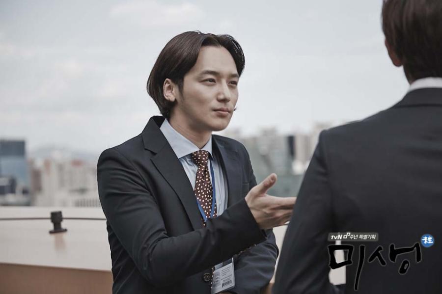 드라마 <미생> 중 한 장면 ⓒ tvN 공식 홈페이지