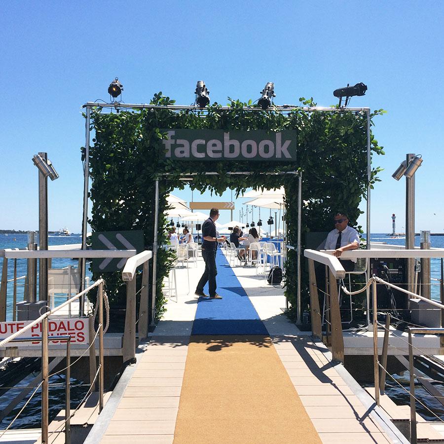 2015 칸 국제광고제 페이스북 beach